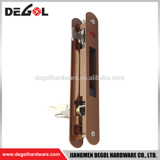Top quality aluminum sliding window safety lock