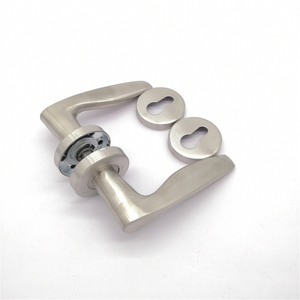 high quality stainless steel 304 lever door handle Lock