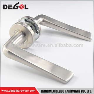 SS304 Door Lever Handles for Marine Solid Die-casting Stainless Steel Handle