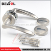 Design Internal Door Lock Handle Stainless Steel Chrome Door Handle