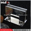 Top quality stainless steel 90 degree wall mounted adjustable shower glass door hinge