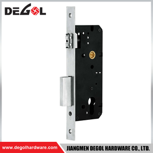 safe stainless steel mortise lock cylinder wooden door mute mortise lock set