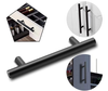 FH101 Stainless Steel T Bar Cabinet Drawer Wardrobe Door Pull Handle
