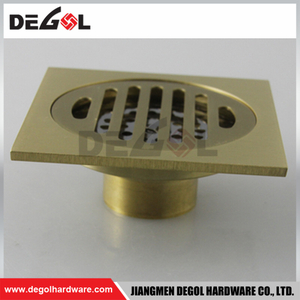 FD1010 Door Handle With Tube Hinged Toilet Floor Grate Drainage Drain Cover