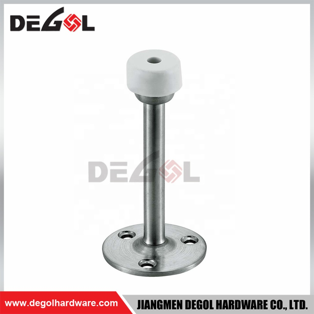 New design SUS 304 stainless steel sliding door stopper