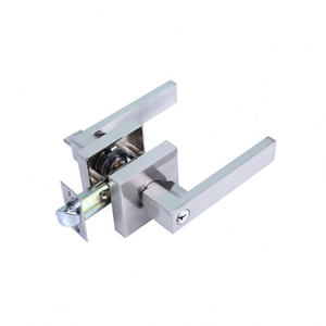 Hotel room door handle locks fancy zinc alloy hotel style door lock
