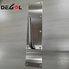 Hands Free Germ Free Door Handle with Plate Door Opener
