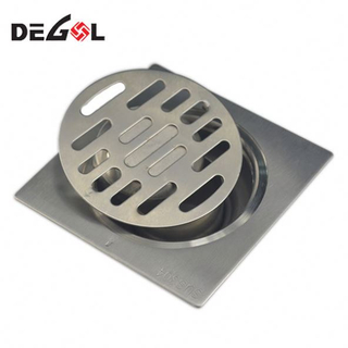 Good Selling Round Floor Drain With Tile Insert