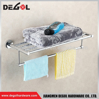 TR1003 Stainless steel double layers bathroom folding towel rack