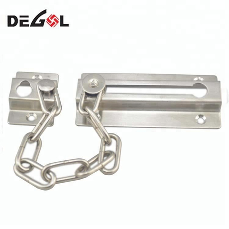 Stainless steel 304 security door chain