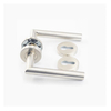 Internal Stainless Steel 130mm Long Tube Door Handle