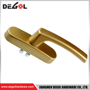 Antique Brass stainless steel window handle for window door