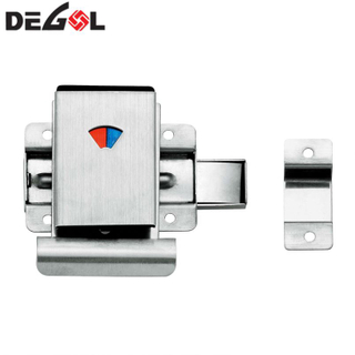 China manufacturer hight quality stainless steel sliding door bolt