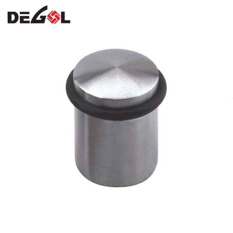 China factory price rubber door stopper metal door draft stopper