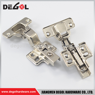 CH104 Iron Fix on Insert Soft Closing Hydraulic Concealed Cabinet Hinges