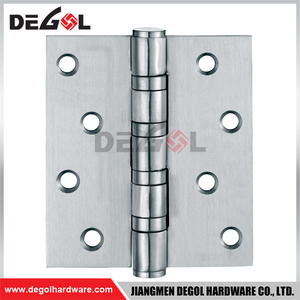 DH1006 4BB Steel Material Door Hinge 3inch /4inch Iron Door Hinge