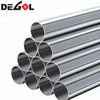 Hot sale stainless steel oval thick furniture closet clothes hanging rod tubes ss pipe