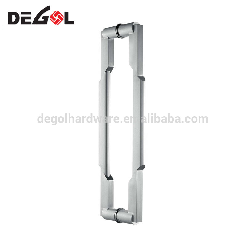Special Design Stainless Steel Exterior Long High Quality Glass Door Pull Handle
