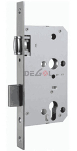 60*85mm cheap price lock body for wooden door stainless steel Mortise Door Lock