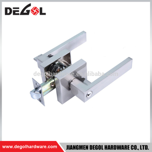 Popular Zinc Door Lock Latch Tongue Door Lock without Handle