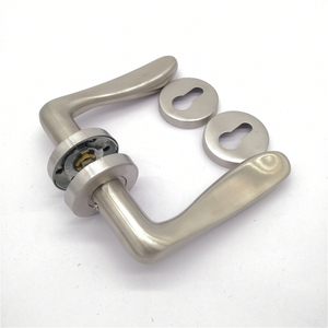 Cast Metal Lever Door Handle