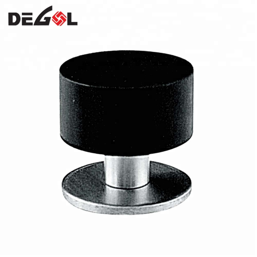 Glass Door Rubber Door Stop Stops Floor Mount Sliding Stopper