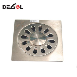 Hot Selling Decorative Drain Covers Garage Basement Floor Drains