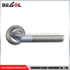 Hot Sale double sided american style interior zinc alloy room door handle